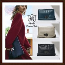【Massimo dutti】Limited Edition☆レザーバッグ