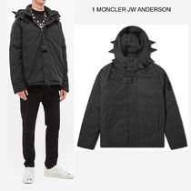 1   MONCLER JW ANDERSON SPIKE HOOD DOWN JACKET