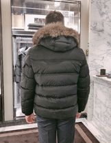 MONCLER★20/21AW ファー付き 大人気モデル MARQUE★黒/関税込み