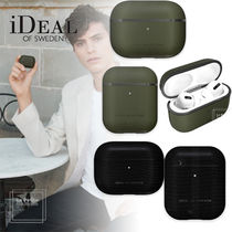 【iDEAL】ビーガンレザー〇エレガント〇AirPods1/2/Pro〇各色