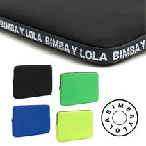 【BIMBA Y LOLA】LAPTOP CASE