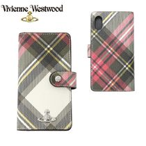 【VivienneWestwood】【iPhone XR用】DERBY スマホケース