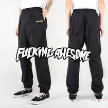 Fucking Awesome(ファッキング オウサム) ボトムスその他 【Fucking Awesome】Track Pant★トラックパンツ★追跡付