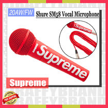 【20AW/FW】 SUPREME Shure SM58 Vocal Microphone   [追跡有り]