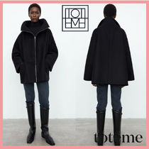 ☆最新☆toteme Menfi wool jacket black☆送料関税込