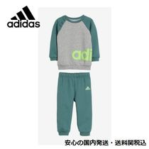 adidas 乳幼児 リニア セット♪