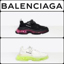 BALENCIAGA★TRIPLE S CLEAR SOLE スニーカー