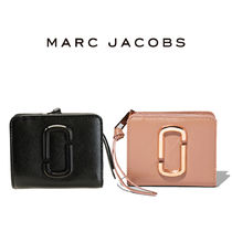 MarcJacobs マーク SNAPSHT MINI COMPCTWALET【送料0/国内即発】