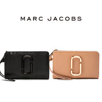 MarcJacobs マーク SNAPSHOT COMPACT WALLET【送料0/国内即発】