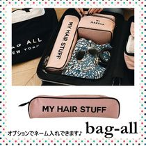 【bag-all】関送込 Newカラー♪ HAIR STUFF CASE PINK