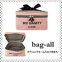 Bag all(バッグオール) メイクポーチ 【bag-all】関送込 Newカラー♪ BEAUTY BOX LARGE PINK