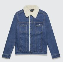 【OCTOBERS VERY OWN】SHEARLING DENIM JACKET 要在庫確認