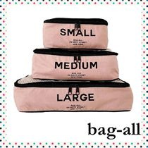 【bag-all】関送込 Newカラー♪ PACKING CUBES PINK