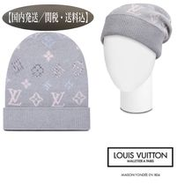【LOUIS VUITTON】国内発送/関税込☆ Pop Monogram Hat*