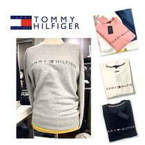 TOMMY☆人気 ロゴ スウェット