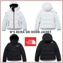 [THE NORTH FACE] W'S BEIRA SKI DOWN JACKET★優れた保温性★