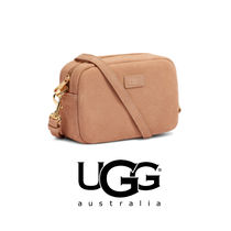 【 UGG アグ 】JANEY II LEATHER 1111034