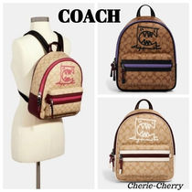 【COACH】Vale Medium Charlie バックパック  Rexy By Guang Yu