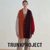 ★TRUNK PROJECT★Color Stripe Cardigan Jacket MULTI