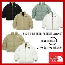 [THE NORTH FACE] K'S BE BETTER FLEECE JACKET★両面着用可能★