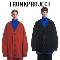 ★TRUNK PROJECT★Classic Cardigan Jacket 2色