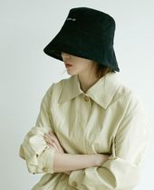 関税込☆BE BORN OF☆Reversible corduroy bucket hat☆4色