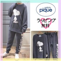 gelato pique HOMME(ジェラートピケ)PEANUTS SNOOPYセットアップ