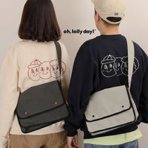 【oh lolly day】O,LD! Go to messenger bag BIG 4色