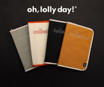 【oh lolly day】O,LD! Collector book pouch ポーチ 4色