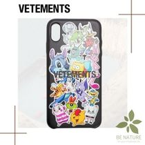【VETEMENTS】 iPhone XS MAX case Multi 2 国内発送