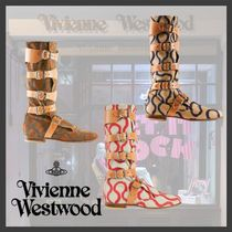 Vivienne Westwood♥PIRATE BOOT SQUIGGLE