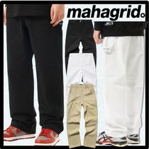 ★送料・関税込★mahagrid★CARPENTER COTTON PANT.S★パンツ★