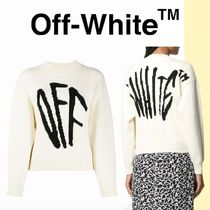 OFF WHITE ☆ Graffiti セーター