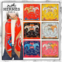 ◆Hermes 20SS 最新作◆Projets Carres カレジェアン 140◆