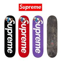 20AW Week6 Supreme Smurfs Skateboard スケートボード