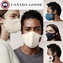 CANADA GOOSE☆CLASSIC DISC FACE MASK  ロゴ フェースマスク