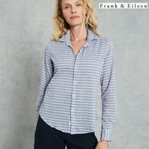 【Frank & Eileen】ボーダーシャツ【BARRY Casual Cotton】