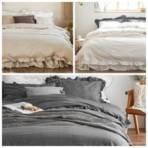 【ARPEGGIO BASIC】Maydin Frill pillow & Quilt Cover -SS