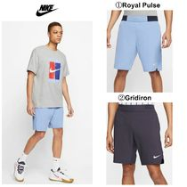 "【NIKE】☆テニス☆ NikeCourt Flex Ace Men's 9"" Tennis Shorts"