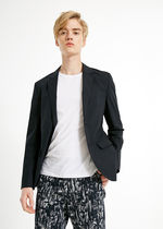Jack&JonesE THOR BLAZER(REGULAR FIT)メンズジャケットネイビー
