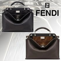 【★完売必須★】FENDI ☆ PEEKABOO ICONIC ESSENTIALLY