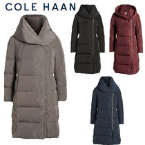 SALE【Cole Haan】シグネチャー Down & Feather Puffer Coat