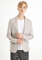 Jack&JonesE ASGER BLAZER(REGULAR FIT)メンズジャケット4色