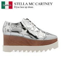 Stella Mc Cartney Elyse lace up shoes