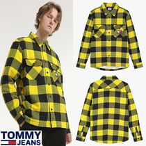 ★TOMMY JEANS★『SPECIEAL』男 シャツ