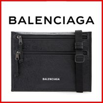 ◆BALENCIAGA◆Logo shoulder bag◆正規品◆