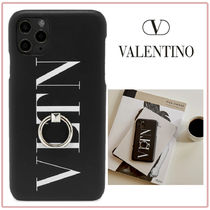 【Valentino】★大人気★ロゴ IPHONE11 ProMAX Case