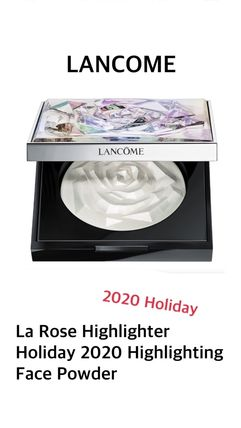 LANCOME(ランコム) フェイスパウダー 〈Lancome〉★2020ホリデー★La Rose Highlighting Face Powder