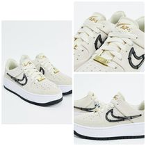 Nike Air Force 1 Sage metal stitched スニーカー 関税送料無料