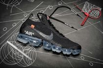 Off-White × Nike The10 Air Vapormax Fk AA3831-002
